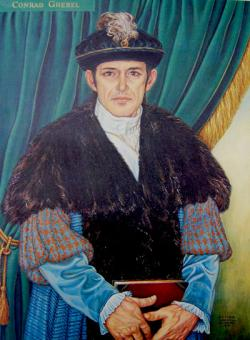 Conrad Grebel (1498-1526)