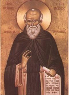 Saint Maximus the Confessor